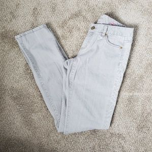 Lily Pulitzer palm beach slim jeans